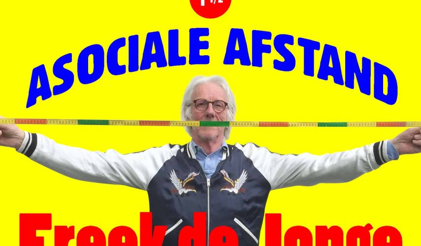 ASOCIALE AFSTAND